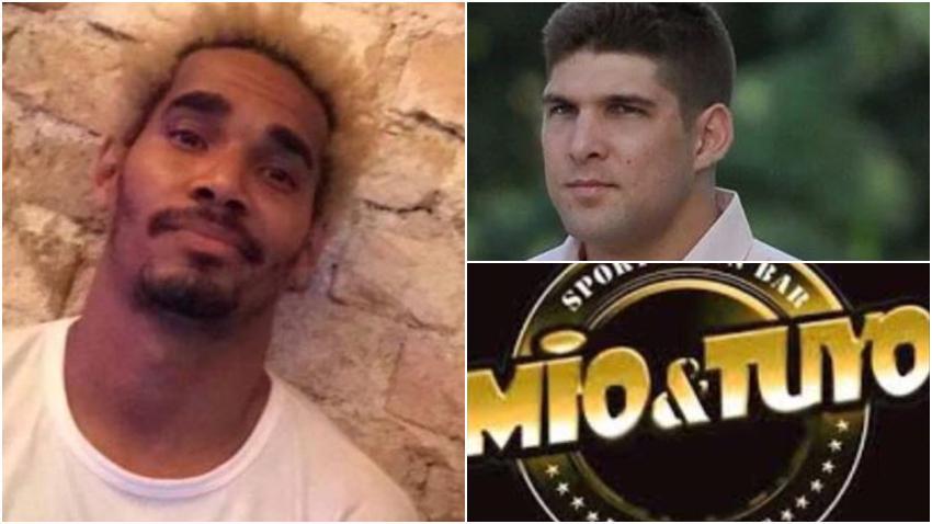 Artista y activista cubano denuncia haber sido golpeado por la seguridad del Bar de El Cangrejo, nieto de Raúl Castro