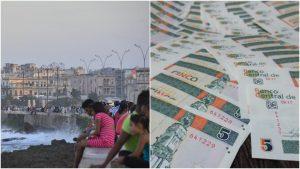 Cuba publica estudio que revela que el 77% de los cubanos en el extranjero envían remesas a la isla