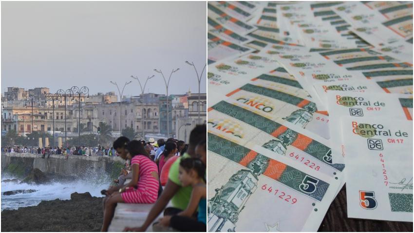El 90% de las remesas que llegan a Cuba lo hacen desde Estados Unidos, en los últimos 10 años Cuba ha recibido $29 mil millones de dólares