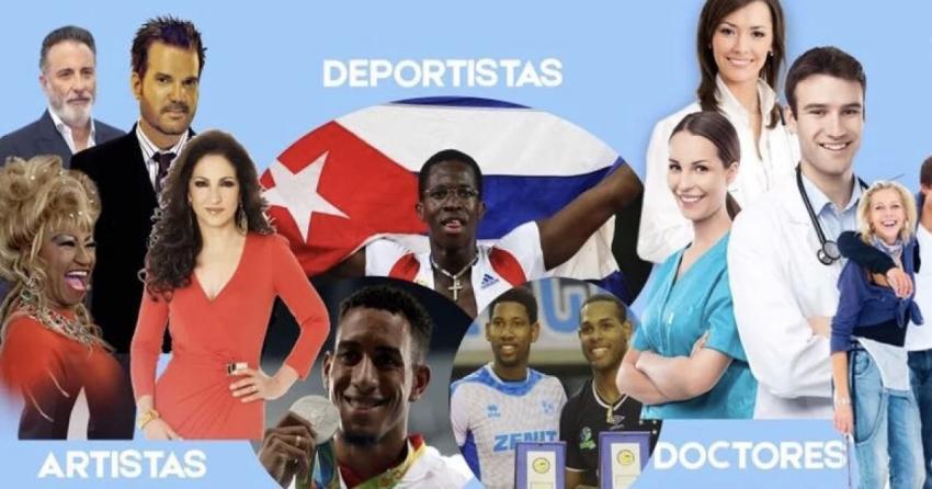 """Corredor cubano Dayron Robles rechaza que usen su imagen para la marcha de los """"prohibidos"""" y da su apoyo al """"Sí"""" en la constitución"""