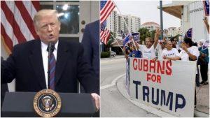 Encuesta asegura que el 50% de los hispanos en Estados Unidos aprueba la gestión del presidente Trump