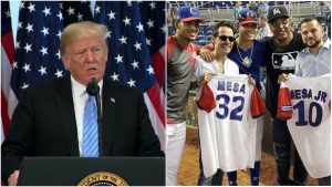 FHRC pide a Trump impedir se ponga en práctica el acuerdo entre la MLB y Cuba