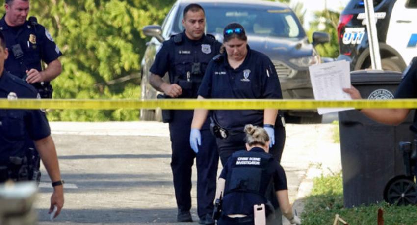 Tiroteo en un banco en Florida deja 5 muertos