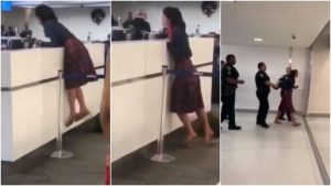 Arrestan mujer en el Aeropuerto Internacional de Fort Lauderdale