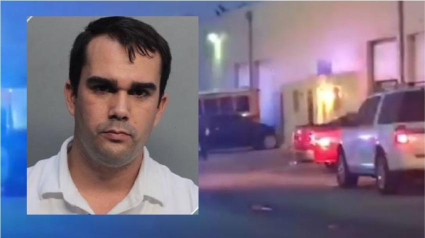 Dueño de un negocio en Miami es acusado de hacer entrar a un hombre a su establecimiento para asesinarlo