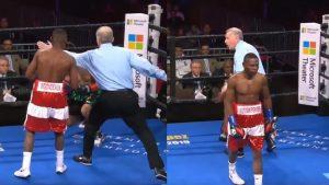 Guillermo Rigondeaux propina brutal KO a su rival Giovanni Delgado