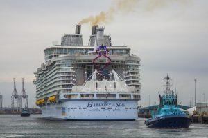 Adolescente muere al caer del balcón de un crucero de Royal Caribbean