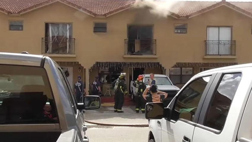 Hombre de Hialeah prende fuego a su casa antes de quitarse la vida
