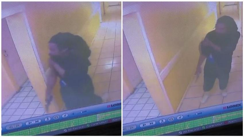Video de vigilancia captura tiroteo en el que matan a un hombre en edificio de Opa-locka