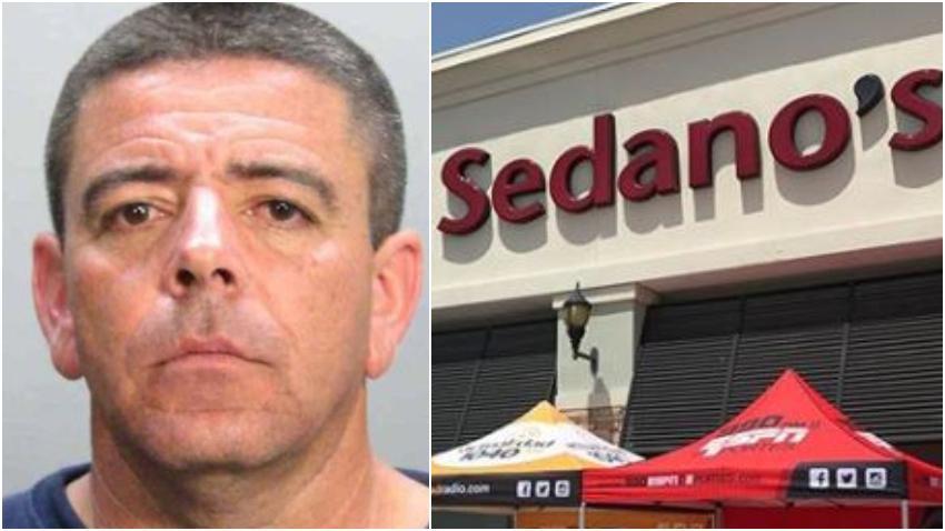 Un hombre es arrestado por tocar a una niña de 7 años en una cola de Sedano's en Miami