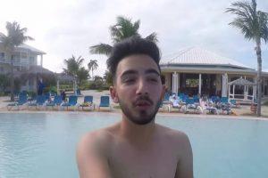 Youtuber cubano se va a un hotel 5 estrellas en Varadero y cuenta cómo le fue