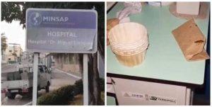 Cucarachas y roedores en hospital de La Habana. Impactantes declaraciones de pacientes y familiares