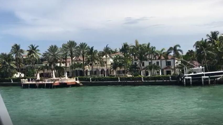 Espectacular mansión en Miami Beach sale a la venta por $32 millones de dólares