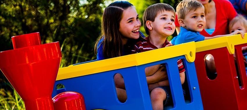 Parque Legoland en Florida ofrece pase gratuito para niños en edad preescolar residentes del estado