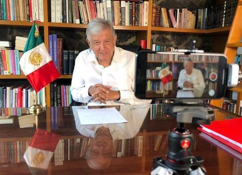 Gobierno de México se pone del lado de Maduro y lo reconoce como presidente