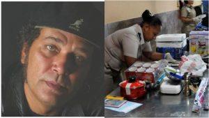 Luis Alberto García se suma al pedido para que la Aduana de Cuba permita la entrada de ayuda humanitaria