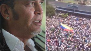 """Actor cubano Luis Alberto García se queja de la desinformación en Cuba sobre Venezuela: """"Los cubanos queremos y tenemos derecho a saber. Ya no sé en qué noticias creer"""""""