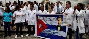 Miguel Díaz-Canel arremete contra la resolución presentada por senadores cubanoamericanos para restaurar el programa de refugio a médicos de la Isla