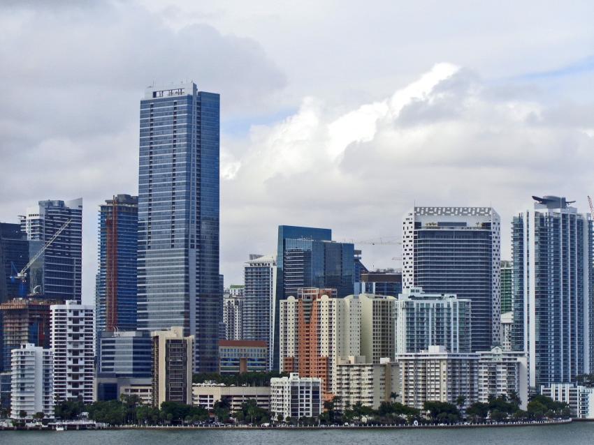 Valor de la propiedad en Miami aumentó un 6.5 por ciento con respecto al año pasado