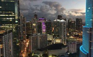 Miami ubicada en el puesto 64 dentro del ranking de las ciudades más habitables del mundo