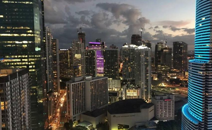 Downtown de Miami