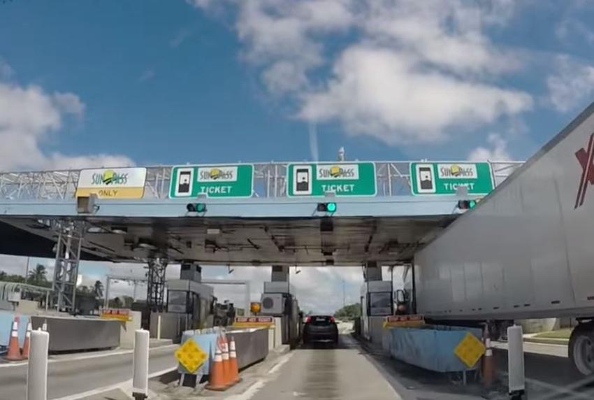 Gobernador de Florida ordena se extienda hasta junio la  suspensión de multas que reciben usuarios de SunPass y Toll-By-Plate