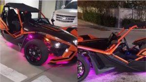 Dueño de moto robada en Miami ofrece $1000 de recompensa; última vez vista en Hialeah
