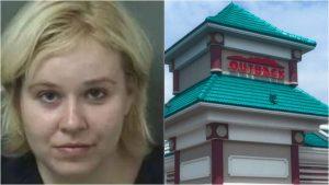 Mujer de Florida ataca a sus padres porque no la quisieron llevar al restaurante Outback