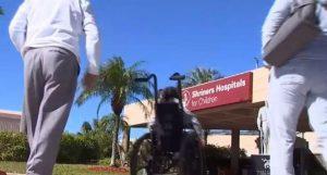 Niña cubana viaja a Tampa para recibir prótesis y poder dar sus primeros pasos
