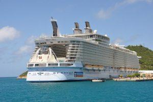 Brote de Norovirus arruina las vacaciones de 277 personas a bordo de crucero de Royal Caribbean