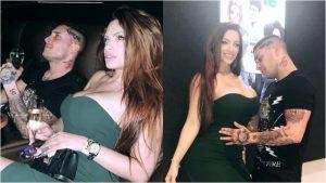 Osmani García y la despampanante Dayamí Padrón juntos por Miami