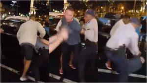 Agentes de la policía en Cuba le propinan una golpiza a un turista de Estados Unidos en La Habana