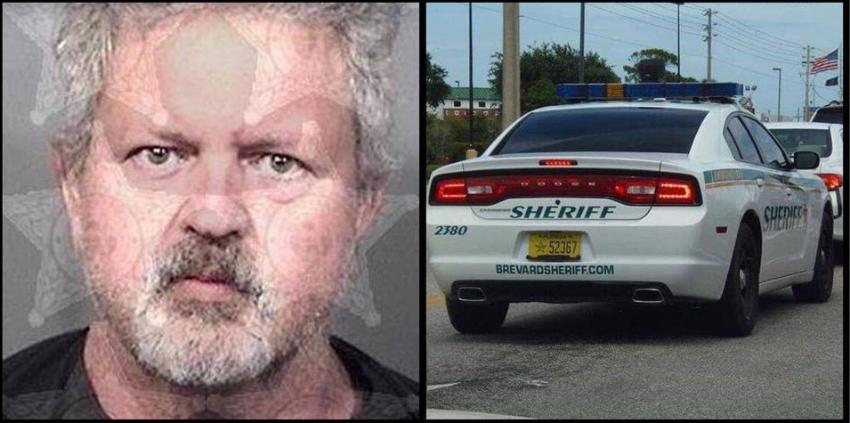 Hombre de Florida arrestado por ponerle una escopeta en la boca a su mujer por hablar mucho mientras veían la televisión