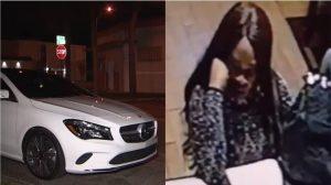 En cámara una mujer en oficina de impuestos en Miami se roba las llaves del auto de una contadora
