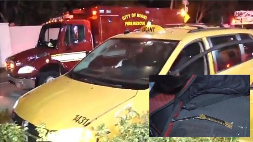 Un taxista de Miami muere producto de heridas en un intento de robo