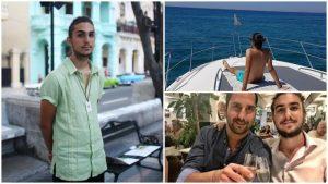 Así es la vida de lujo de Tony Castro nieto del dictador cubano Fidel Castro