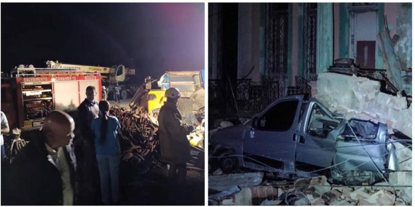 Al menos tres muertos y 172 heridos, tras un tornado devastador que azotó algunos barrios de La Habana