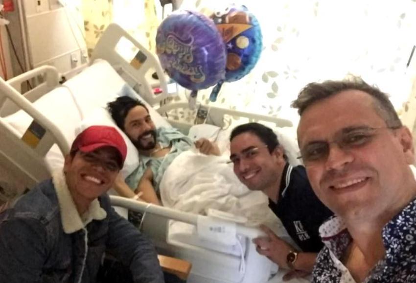 Turista recibe un disparo en su primer día en Miami donde viajaba para celebrar su cumpleaños