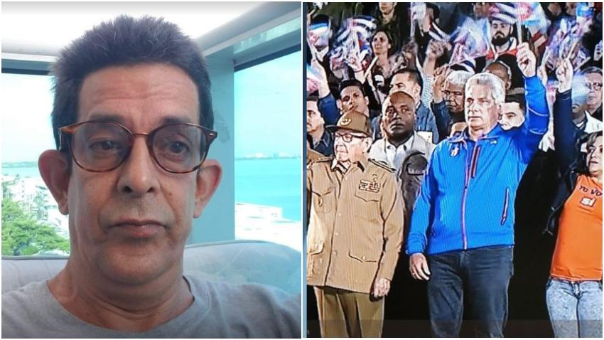 """Ulises Toirac al gobierno de Cuba: """"Sigo viendo decenas de guaguas que dicen en su parte trasera 'Yo voto SI' y ninguna que diga 'Yo ayudo a los damnificados'"""""""