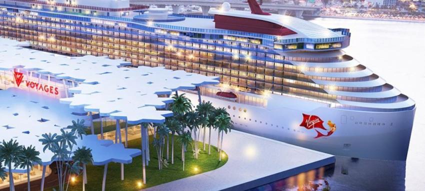 Virgin Voyages anuncia su primer crucero solo para adultos desde Miami con planes futuros para viajar a Cuba