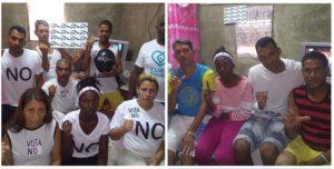 102 opositores cubanos en huelga de hambre protestan por el fraudulento referendo constitucional