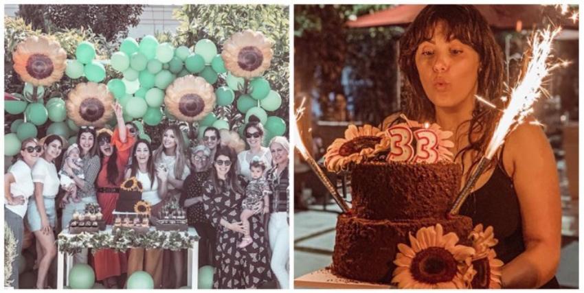 Así disfrutó Aly Sánchez de su fiesta de cumpleaños sorpresa con sus amigos en Miami