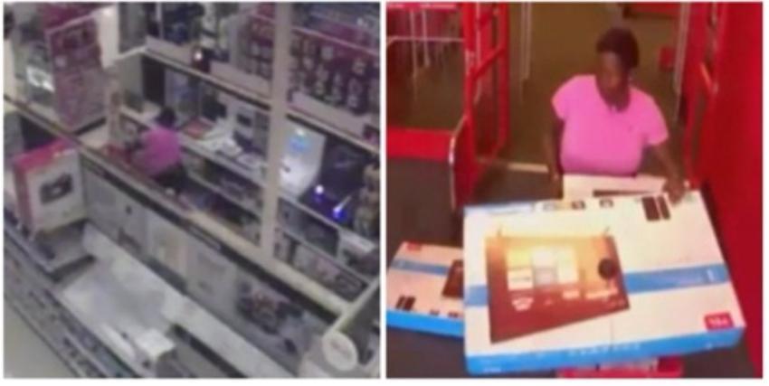 Arrestan a una mujer en el condado de Broward tras robar miles de dólares en artículos electrónicos en una tienda