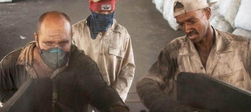 Régimen cubano le paga 16 pesos a los carboneros de la Isla por cada saco de carbón, y luego exporta a 480 dólares la tonelada