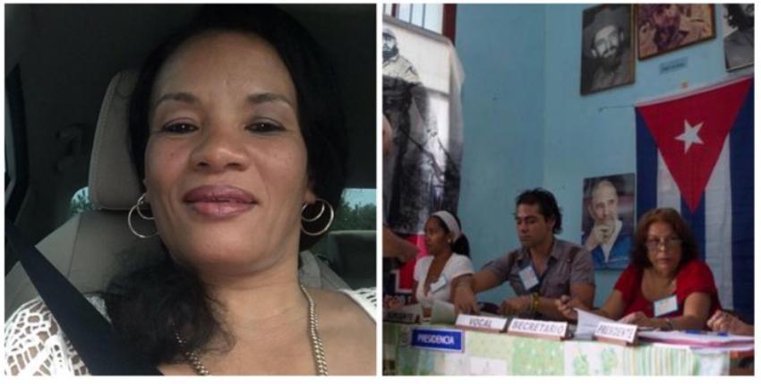 """Cubana denuncia haber aparecido en una lista como votante en el referendo, pese a no residir en la Isla y ser considerada """"desertora"""""""