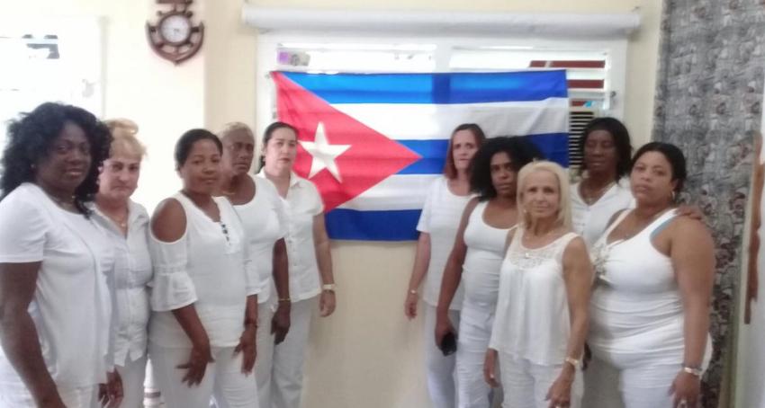 Una veintena de Damas de Blanco fueron arrestadas en todo el país este fin de semana