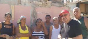 Damnificados en La Habana reciben la ayuda de los cubanos de Miami