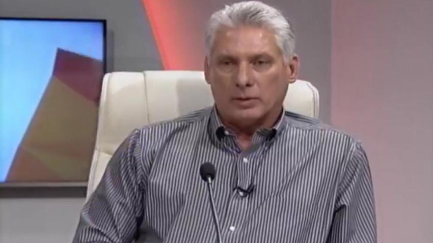 """Miguel Díaz-Canel: Antes de que finalice 2019 estarán """"resueltas y atendidas"""" la mayoría de las afectaciones del tornado"""