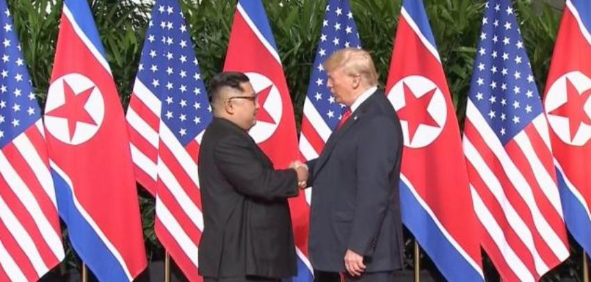 Trump y Kim Jong Un ya se encuentran en Hanoi para su segunda cumbre