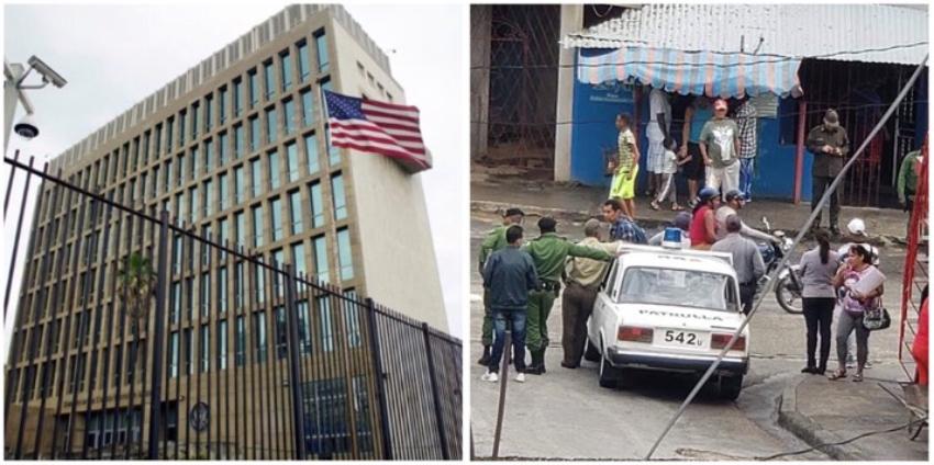 Embajada de EEUU en La Habana denuncia y condena la represión violenta del régimen contra miembros de la UNPACU
